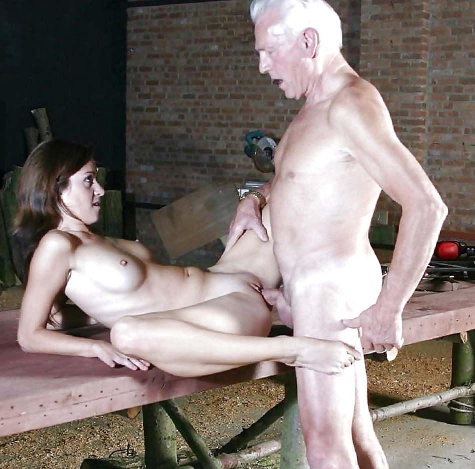 жестокое порно стариков