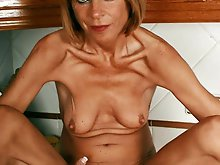 Shocking mature girls showing their hot lines on photo
