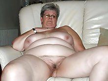 American older gilf showing her hot lines on pictures