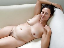 Lustful mature mamas with slippery hole