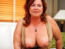 Astonishing older MILFs in a porn gallery